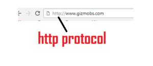 http protocol non-secure