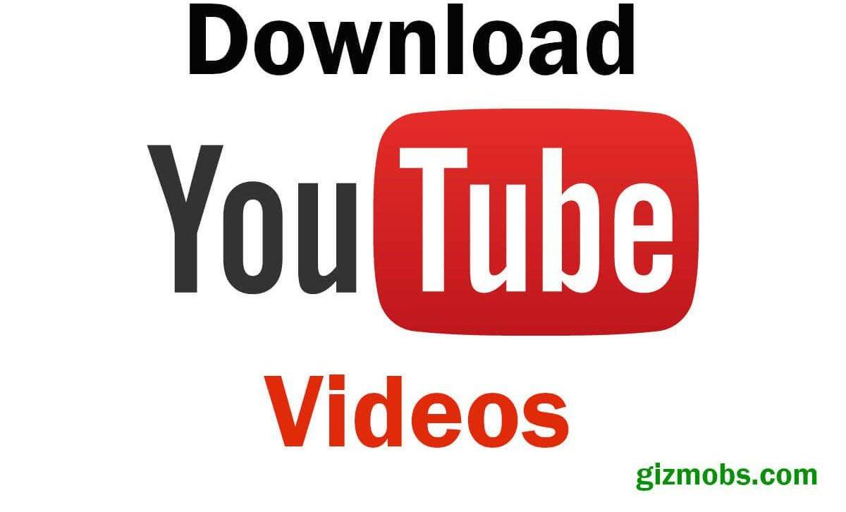 download youtube video using apps