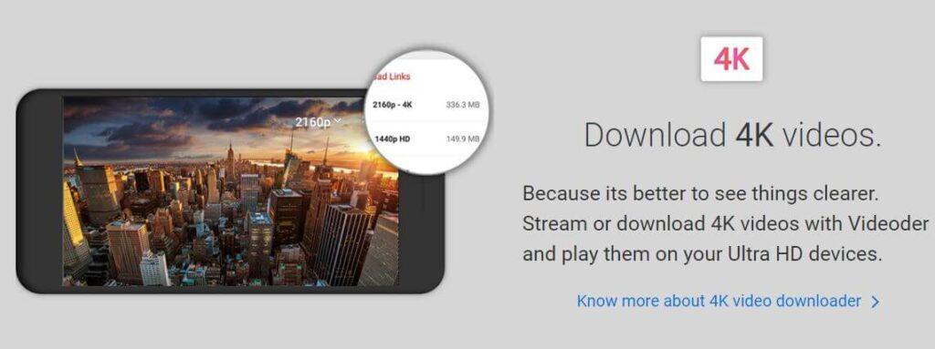 videoder android app
