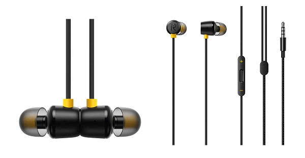 realme buds 2 in ear headphone